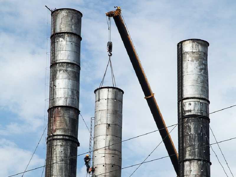Как произвести демонтаж металлоконструкций